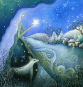 Winter's Dream by Amanda Clark