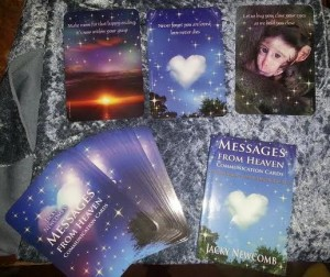 cards message from heaven
